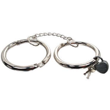 Pipedream Metal Shackles Металлические наручники