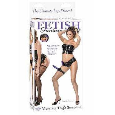 Pipedream Thigh Strap-on, ������� �� ����