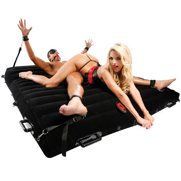 Pipedream Inflatable Bondage Bed Надувная кровать - бондаж