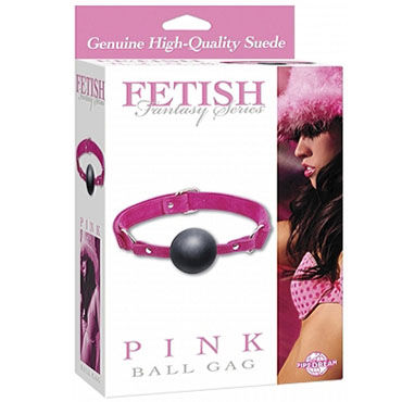 Pipedream Pink Ball Gag, ���� �� �������
