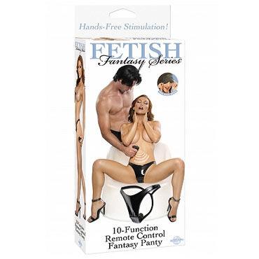 Pipedream Fantasy Panty Вибрирующие женские трусики