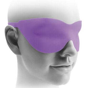 Pipedream Fetish Vibrating Dildo, фиолетовая Насадка для страпона с вибрацией и пультом управления