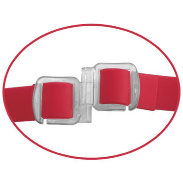 Pipedream Vibrating Hollow Strap-on 23 см Страпон на ремешках с вибрацией + маска