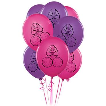 Pipedream Bachelorette Party Balloons Эротический предмет, шарики