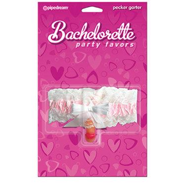 Pipedream Bachelorette Party Garter Эротический предмет, подвязка