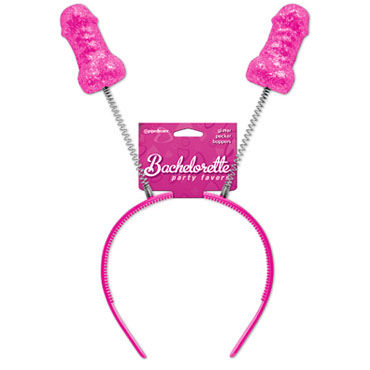 Pipedream Bachelorette Party Boppers Эротический предмет, ободок