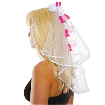 Pipedream Bachelorette Party Veil Эротический предмет, фата