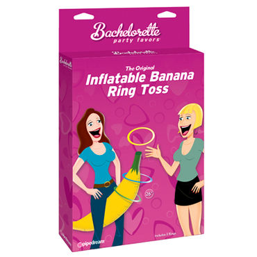 Pipedream Banana Ring Toss Эротический предмет, торнео