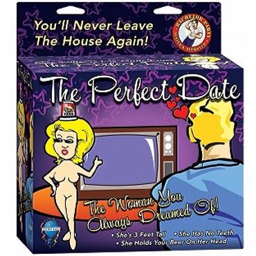 Pipedream The Perfect Date Эротический предмет, кукла
