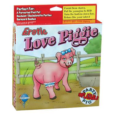 Pipedream Love Piggie Сувенир надувная свинка
