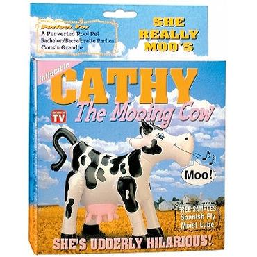 Pipedream The Mooing Cow Сувенир надувная корова