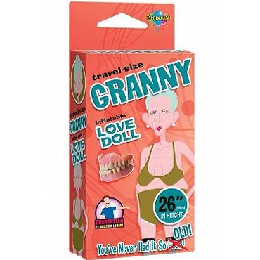 Pipedream Granny Doll Миниатюрная надувная кукла