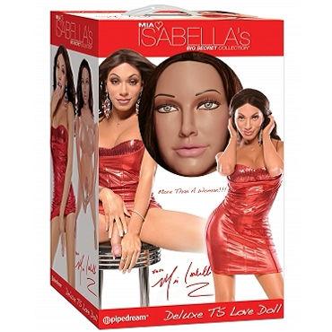 Pipedream Mia Isabella Кукла с реалистичным лицом