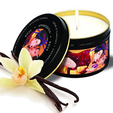 Shunga Massage, 200 мл Ароматическая свеча, ваниль