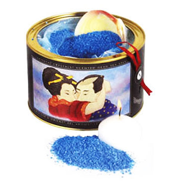 Shunga Oriental Crystals, 600 г., Соль для ванны, восточный аромат