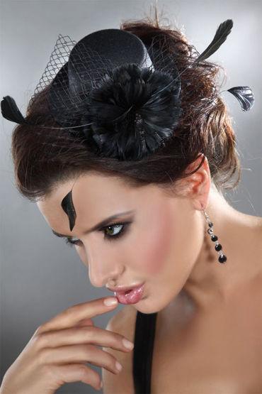 Livia Corsetti Mini Top Hat 3 Миниатюрная шляпка