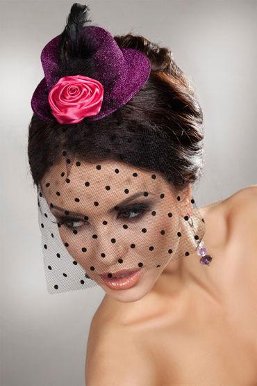 Livia Corsetti Mini Top Hat 10 Миниатюрная шляпка