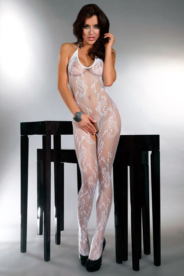 Livia Corsetti Eden, белый Боди-комбинезон