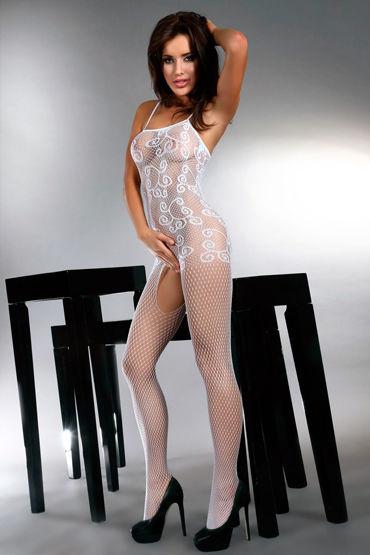 Livia Corsetti Orrienne, белый Боди-комбинезон