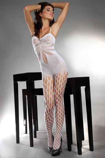 Livia Corsetti Artemida, белый Боди-комбинезон