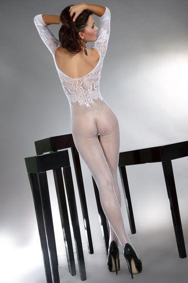 Livia Corsetti Josslyn, белый Боди-комбинезон
