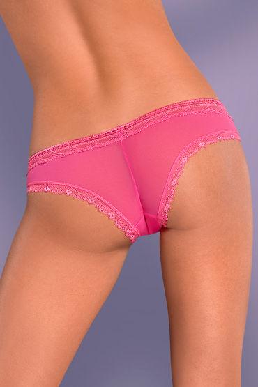 Obsessive Corella hot pink, розовый Трусики с бантиком