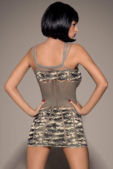 Obsessive Платье Платье в стиле милитари