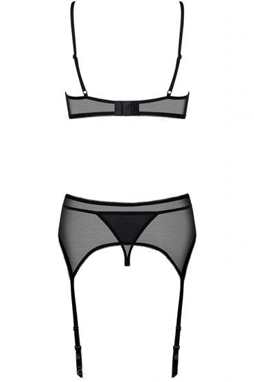 Obsessive Greyla, серый Элегантный комплект