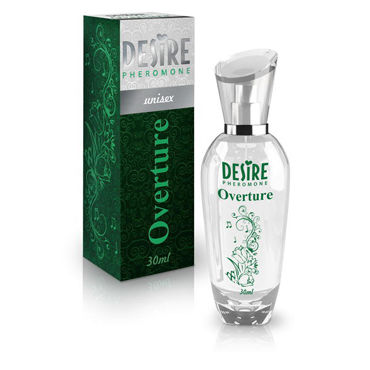 Desire De Luxe Platinum Overture, 30мл Духи с феромонами, унисекс х desire mini 14 hugo boss deep red 5 vk