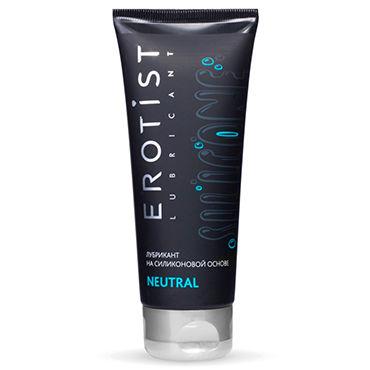 Erotist Neutral, 100 мл Лубрикант на силиконовой основе нейтральный лубрикант на силиконовой основе jo personal premium 120 мл