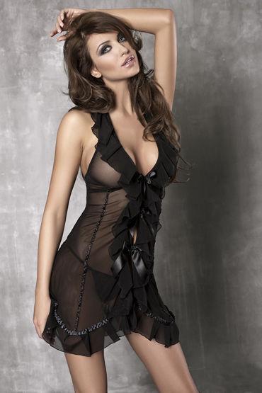 Anais Seduce Me Комбинация и стринги портупея me seduce harness 1 black s m