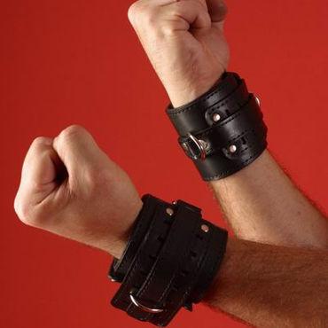 Podium наручники С подкладкой lola toys bondage ankle cuffs черные оковы на ноги с мехом