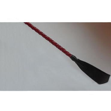 Podium стек 85 см, черно-красный Наконечник-хлопушка, лакированный podium стек черный с наконечником крестом длинный