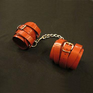 Podium наручники На мягкой подкладке sitabella наручники белый наручники с двумя ремешками