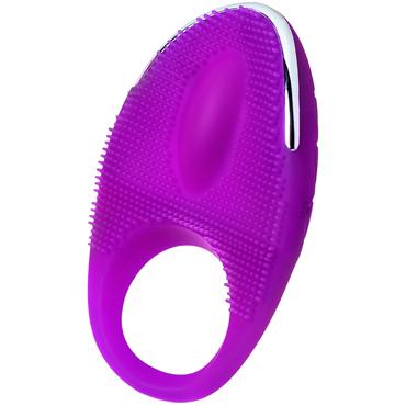 JOS Rico, фиолетовый Виброкольцо с ресничками перезаряжаемое je joue mio фиолетовый теле2