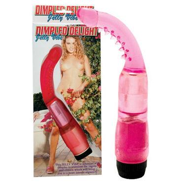 Dream toys вибратор, розовый С усиками qvibry вибратор розовый вечер