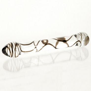 Sexus Glass фаллоимитатор Стильный, выполнен из стекла sexus glass фаллоимитатор стильный выполнен из стекла
