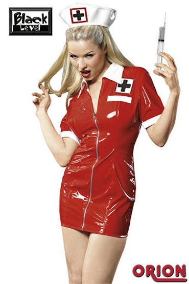 Cottelli Медсестра Для ролевых игр р белье для ролевых игр и костюмы униформа материал хлопок