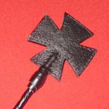 Podium стек Наконечник-крест, короткий shots toys sono butt plug 11 серая анальная пробка