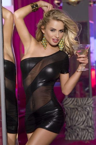 Candy Girl платье С прозрачными вставками