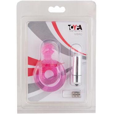 ToyFa эрекционное кольцо С рельефной поверхностью т toyfa кольцо зеленое