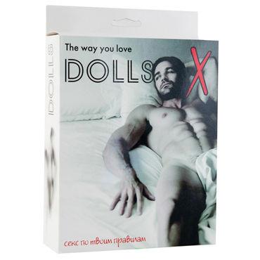 ToyFa Dolls-X Надувная секс-кукла мужчина mif анальный стимулятор в виде елочки 14 5 см