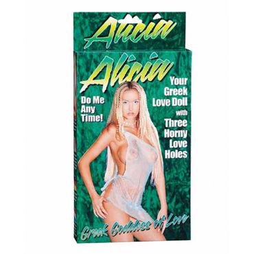 Gopaldas Alicia Кукла виниловая baile bi 40038 секс игрушки для взрослых вибратор для ануса