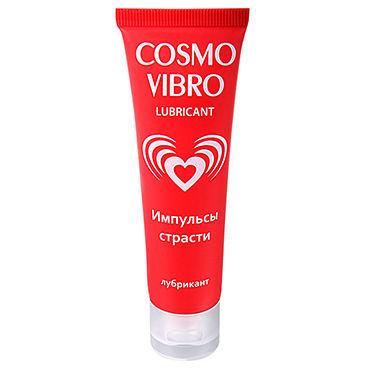 Bioritm Cosmo Vibro, 50 мл Стимулирующий лубрикант на силиконовой основе passion колготки ti028 телесные с рисунком имитирующим чулки