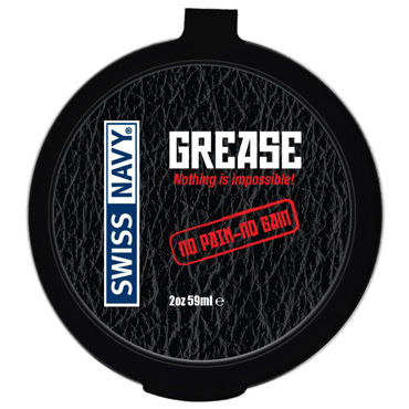 Swiss Navy Grease, 59 мл Крем для фистинга pipedream pump worx fanta flesh pussy pump вакуумная помпа с мастурбатором