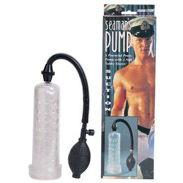 Gopaldas Seamans Pump Вакуумная помпа с грушей гидронасос bathmate hercules clear для увеличения члена