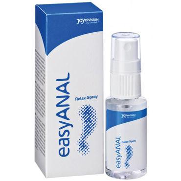 JoyDivision EasyAnal Relax-Spray, 30мл Расслабляющий анальный гель joydivision soft tampons normal 50шт мягкие тампоны