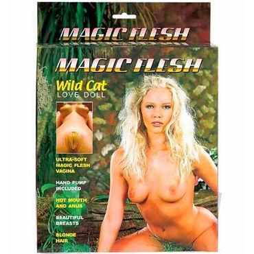 Gopaldas Wild Cat Надувная кукла livco corsetti dina черный пеньюар и трусики