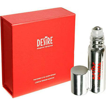 Desire Концентрат феромонов, 10 мл Для привлечения мужчин gopaldas real vibe реалистичный вибратор