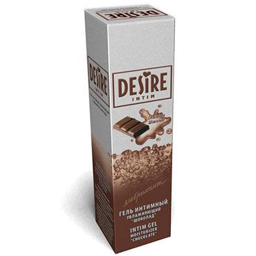 Desire Лубрикант, 60 мл С ароматом шоколада desire prolongator 30 мл крем гель пролонгирующего действия